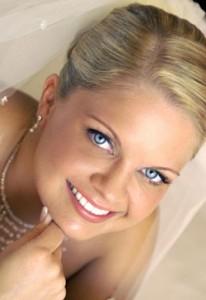 Естественный макияж невесты для завершения образа
