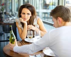 первое свидание в ресторане: ничего романтичней нет