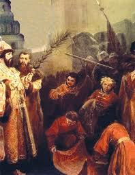 Марфа Собакина и месть царя за ее смерть