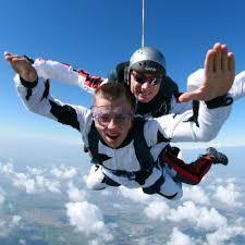 Подарок любимому на свадьбу - полет на воздушном шаре