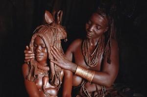 Африканские свадебные ритуалы