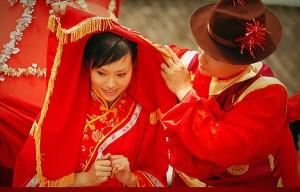 Китайские свадебные ритуалы