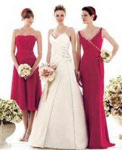 выбираем коктейльное платье для подружки невесты