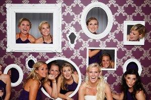 организуем фотозону на свадьбе своими руками
