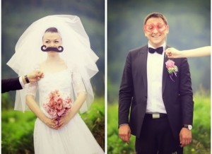 фотозона на свадьбе- где ее лучше организовать?