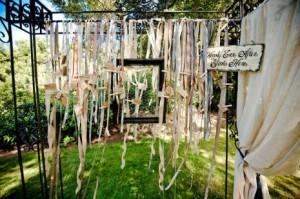 фотозона на свадьбе - отличное решение для досуга гостей
