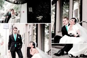 свадебные наряды в стиле тиффани