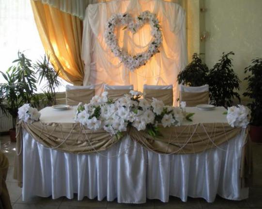 Свадебные скатерти на стол своими руками 359