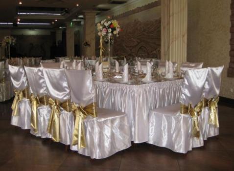 Свадебные скатерти на стол своими руками 508