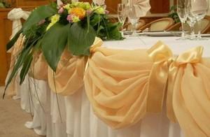 свадебная скатерть