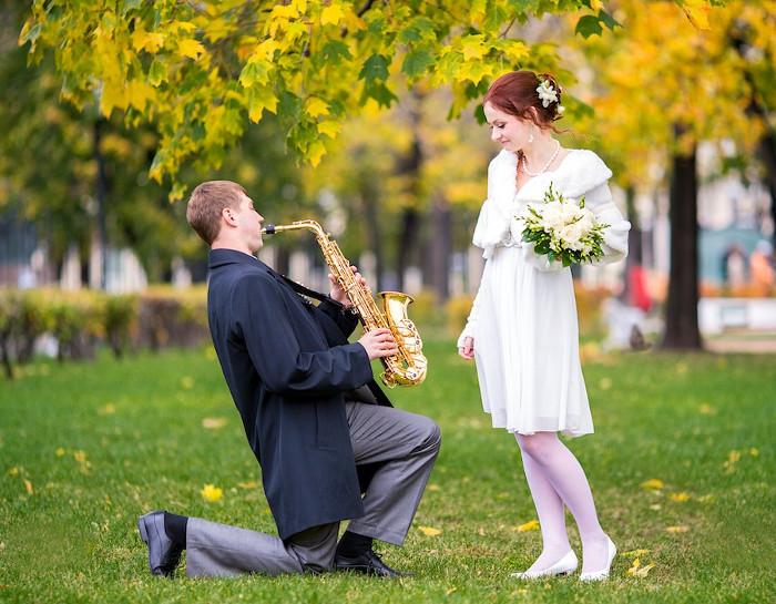 Как сделать свадьбу скромную