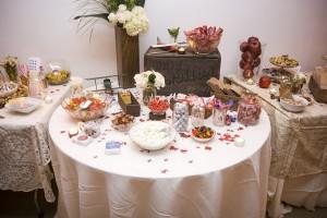 стол для детей на свадьбе