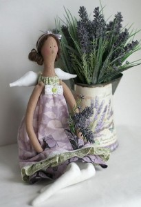 оформление фиолетовой свадьбы
