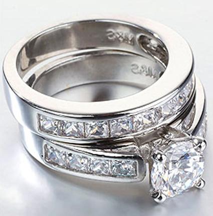 Спб серебро обручальные кольца