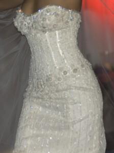 свадебное платье от Рене Страус и Мартина Катца
