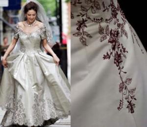 свадебное платье от Мауро Адами