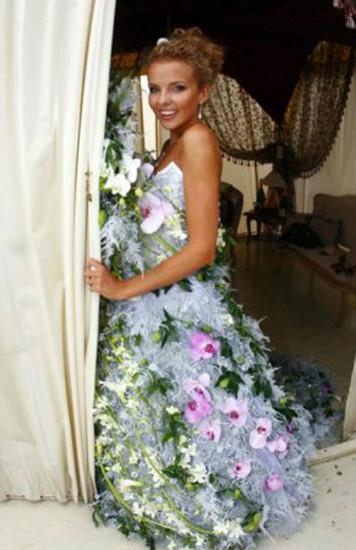 Wedding Saloon :: Необычное свадебное платье - Свадебные платья и