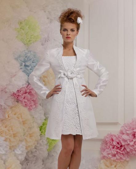 порядок сшивания платья