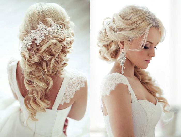 Причёски на свадьбу картинки