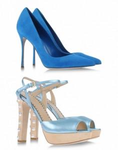 голубын туфли