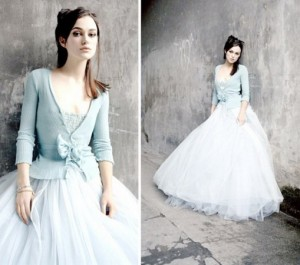 невеста в кофте