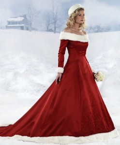 невеста - снегурочка