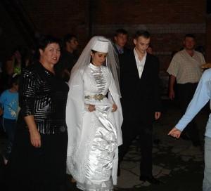 осетинская свадьба в наши дни