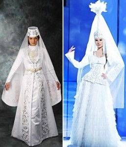 Осетинская свадьба- это свадьба в национально колоритном стиле