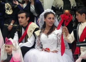 армянская свадьба и ее соврмененные традиции