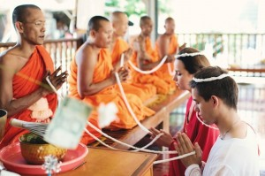 традиционные особенности буддистской свадьбы