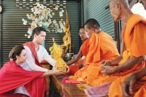 традиции и особенности буддистской свадьбы