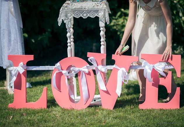 Буквы из пенопласта своими руками фото