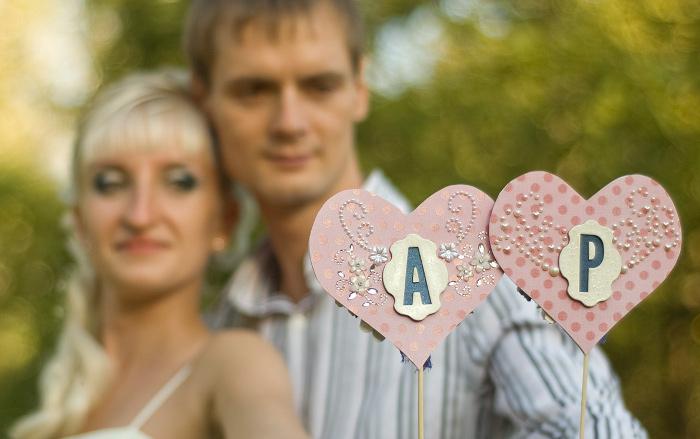 Разное для свадьбы своими руками