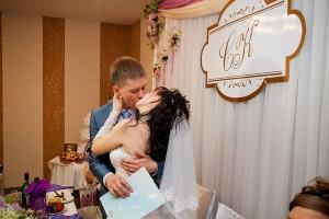 свадебная монограмма
