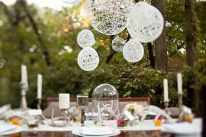 украшения на свадьбе