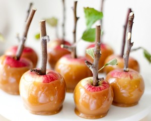 яблоки на свадьбе