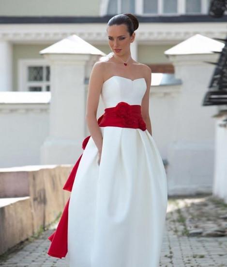 Свадебное Платье - Page 205 of 245 - Платье Вышитое Ленточками