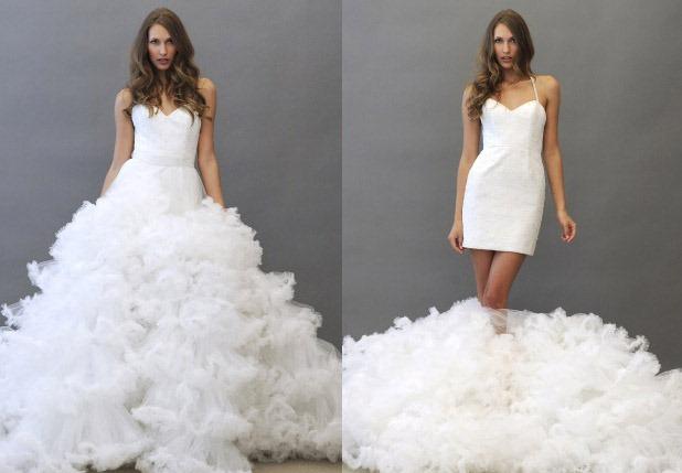свадебные платья с испании