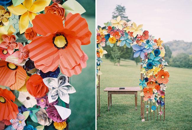 Бумажная свадьба фотосессия