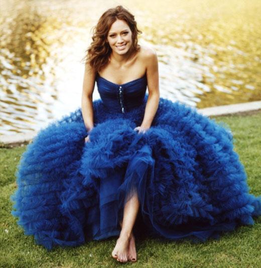 Выбираем модный цвет свадьбы 2014