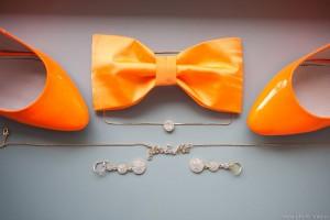 яркие аксессуары на свадьбу