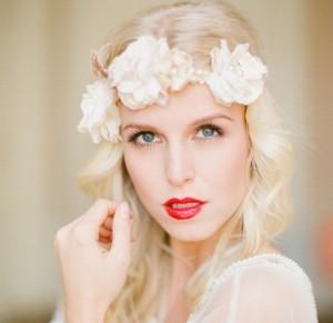 макияж невесты 2014