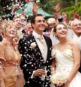 весёлая свадьба