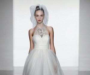 красивый наряд невесты